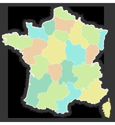 Nos Formations RGE par Régions